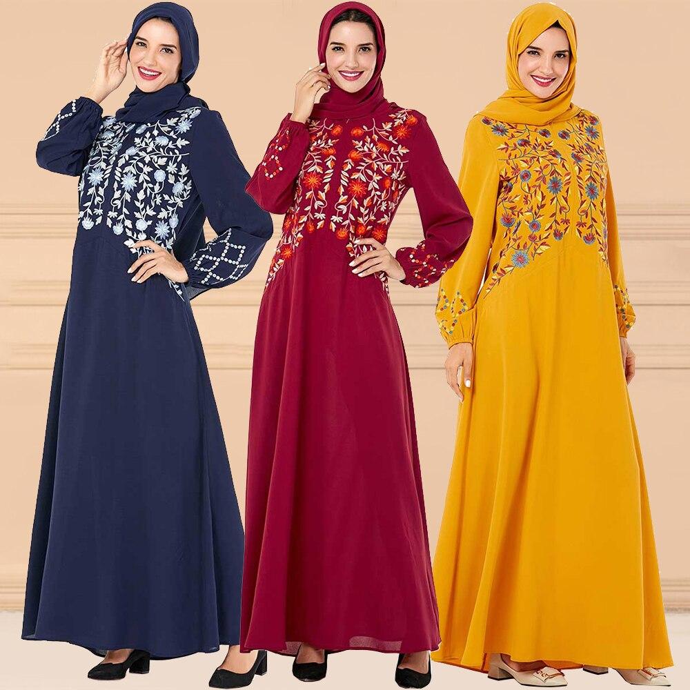 Bangladesh Dubai Abaya Kimono Caftan Moroccan Hijab Evening Dress  Sale Abaya Robe Djellaba Abayas For Women Islamic Clothing