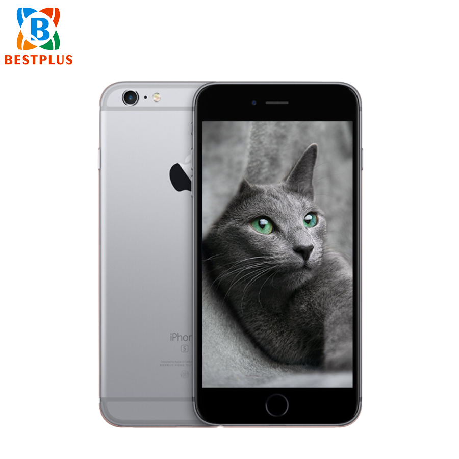 Original Sprint Version Apple iphone 6s A1688 Mobile Phone 4.7 2GB RAM 128GB ROM 12.0MP Camera 1715mAh Dual Core Cell Phone image