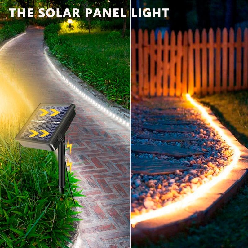 Solar Power Neue Blinkende Energiesparende Modus Aktiviert durch Basketball Hoop Led Streifen Licht Sensor ist Genial und Bunte