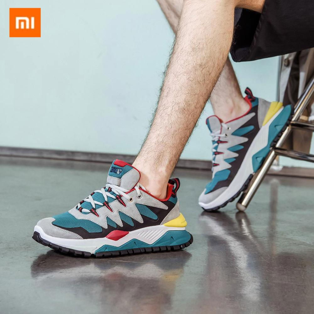 Xiaomi Mijia GMGY Classic Chunky Sneaker Trendy Men Women Couples Sneakers Soft Platform Casual Street Sport Running Shoes