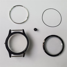 44mm Stainless Steel Watch Case for ETA 6497/6498 Watch Crown for ST3600/ST3620 Manual Winding Movement Accessories