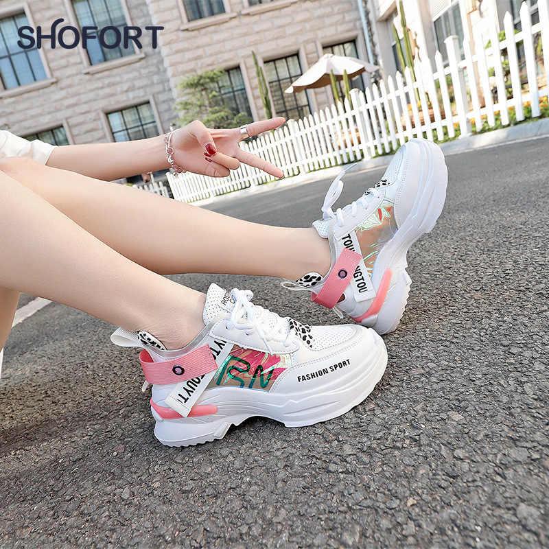 SHOFORT Women Shoes Fashion Casual Wild