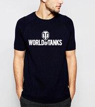 T Shirt Men Summer Shirts War 2 WORLD OF TANKS Pr