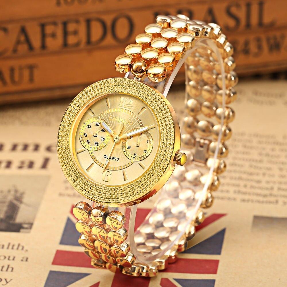 relógio de luxo relógio de quartzo de