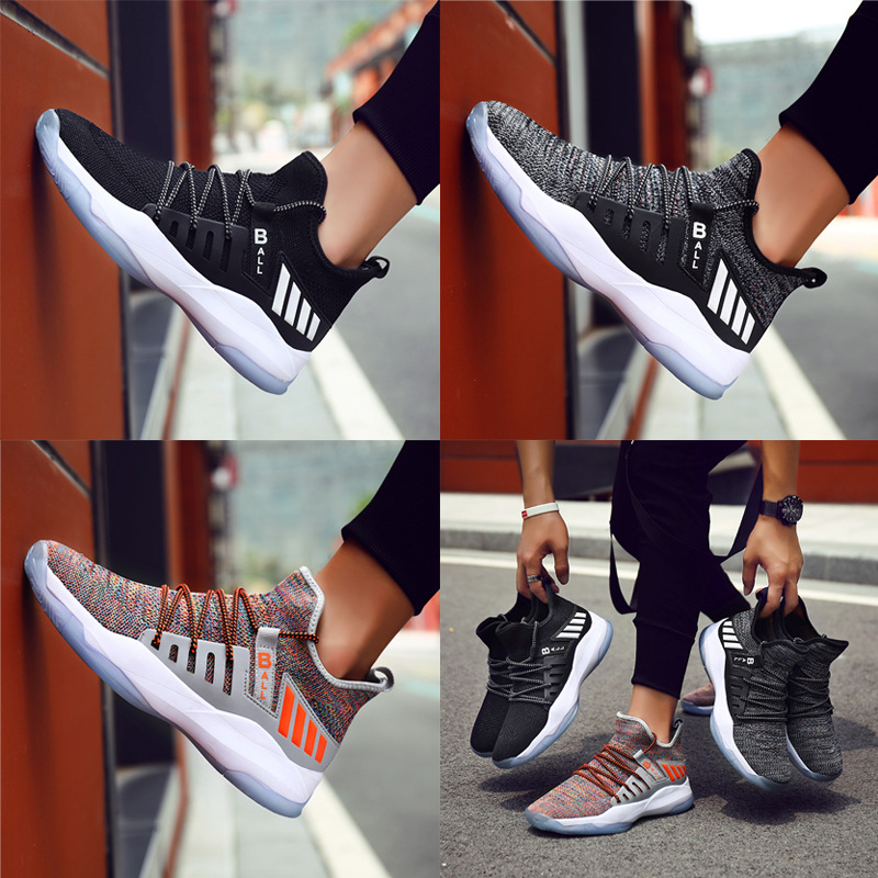 <font><b>KD</b></font> Non-slip Lightweight basketball <font><b>shoes</b></font> High-top Comfortable damping protection ankle breathable casual sports <font><b>shoes</b></font> image