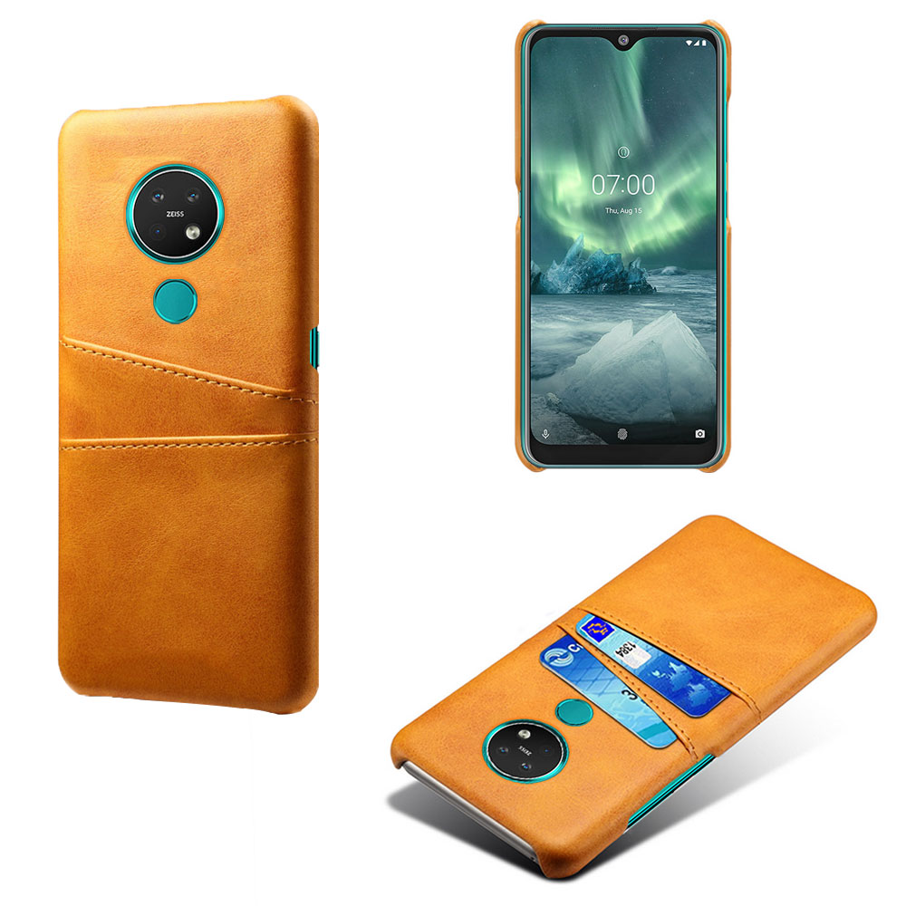 For Nokia 8.1 7.2 7.1 6.2 6.1 5.1 4.2 3.2 3.1 2.2 2.1 Card Slots Phone PU Leather Case For Nokia 9 Pureview 1 2 7 Plus Cover