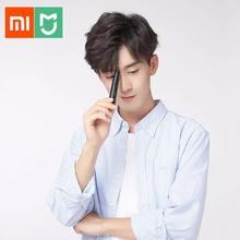 חדש Xiaomi Mijia חשמלי מיני האף שיער גוזם נייד אוזן האף שיער מכונת גילוח קליפר בטוח מנקה כלי עבור גברים