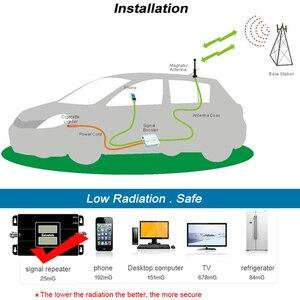 Image 4 - Antena samochodowa do wzmacniacza sygnału 820 2170 mhz GSM UMTS 3G LTE mobilny wzmacniacz sygnału wzmacniacz komórkowy 4G zestaw samochodowy