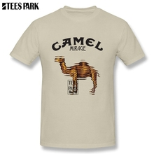 Funky T-shirt Camel Mirage Band Tee Shirts Male Pre-Cotton Shirt New Arrival Top Rated T