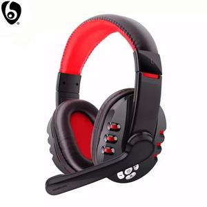 Image 1 - OVLENG V8 1 Over Ear Wireless Bluetooth Headphones Headset Gamer Support Microphone Gaming Earphones with LED Button
