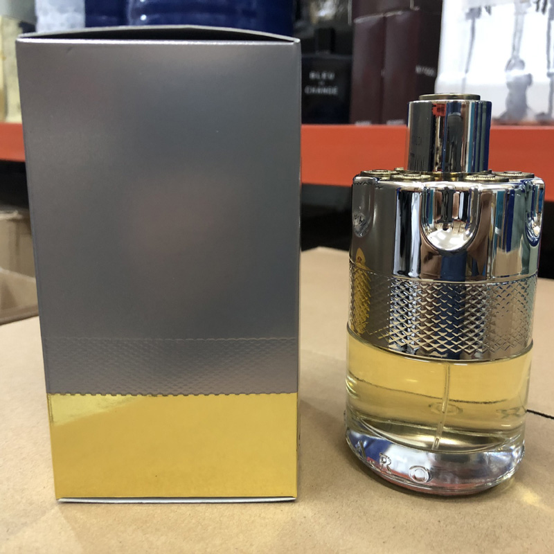 Original 100ML Men Perfume Temptation Fragrances Long Lasting Fresh Man Parfum Colognes Natural Mature Male Bullet Spray Bottle