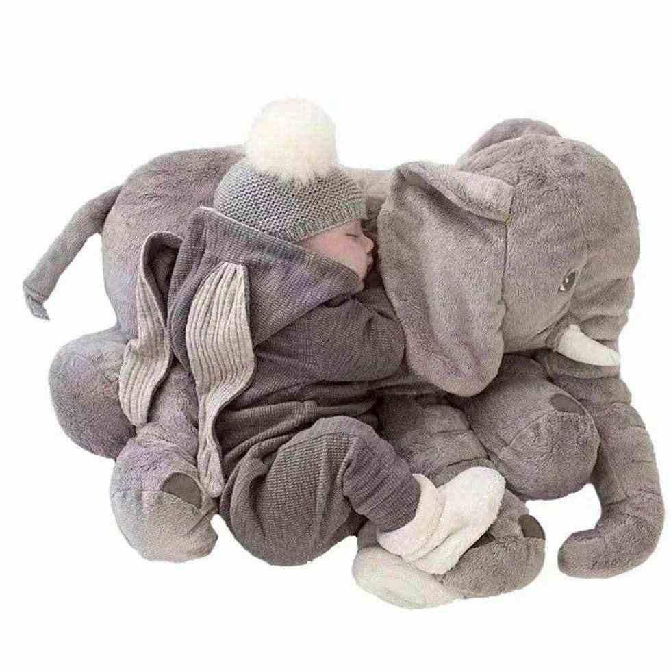 大象のおもちゃぬいぐるみ動物ぬいぐるみ子供の象ソフト枕ベビーぬいぐるみ幼児のおもちゃ子供のギフトドロップ無料