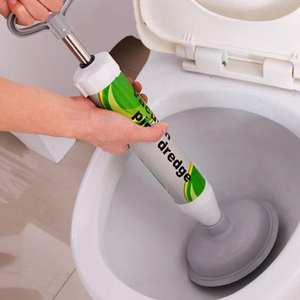 Sink-Pipe Plunger Dredger-Cleaner Suction Toilet-Dredger Drain Clog-Remover Powerful