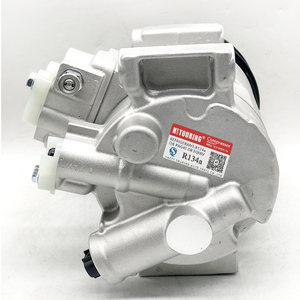 Image 5 - For Toyota AC Air Conditioning Compressor TSE14C For Toyota Wish 1.8L Corolla 2010 447260 3373 883106 8030 8831068030 4472603373