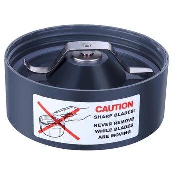 Извлечение лезвия для Nutribullet Nutri Замена 600 Вт прямое лезвие прокладка миксер Замена соковыжималки