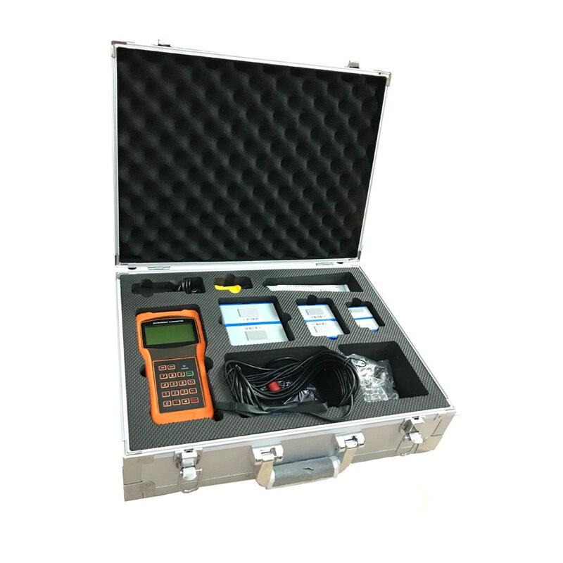 Портативный ультразвуковой для жидкости расходомер TUF 2000H DN15mm DN100mm преобразователь цифровые расходомеры TUF2000H Расходомеры      АлиЭкспресс