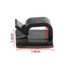 Bundle-Holder Self-Adhesive-Wire Mount-Clip Connector-Tie-Mount Led-Strip-Lights Wide-Fix