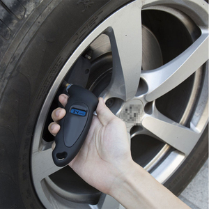 Image 5 - 150 PSI Digital Car Tire Tyre Air Pressure Gauge Meter LCD Display Manometer Barometers Tester for Car Truck Motorcycle Bike