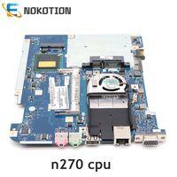 NOKOTION Laptop motherboard For Acer D150 KAV10 LA 4781P N270 CPU DDR2 MB.S5702.001 MBS5702001 Mainboard
