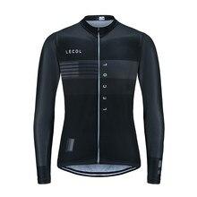 2021 pro equipe outono dos homens camisa de ciclismo roupas bicicleta mtb downhill camisa wear manga longa uniforme 20d almofada lecol topos