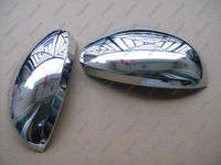 Chrome ABS Tape on Mirror Covers for 2008 2015 Volkswagens Tiguan VWs 2010 2011