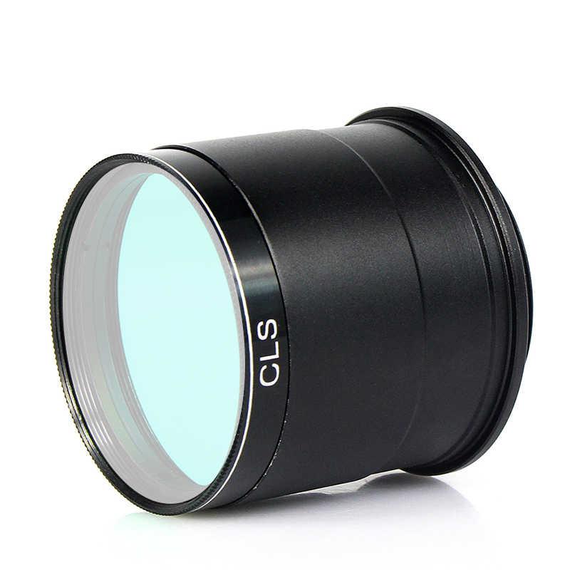 """SvBony 2 """"إلى T2 M42 * 0.75 موضوع تلسكوب العدسة ملحقات الكاميرا محول تركيب حلقة الماكرو قبول 2"""" تصفية أحادي العين Binocu"""
