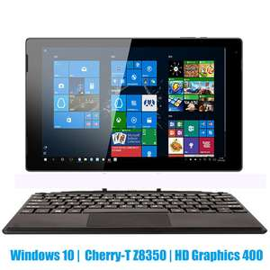 10.1 inch tablet PC Windows 10 Intel 8350 Quad Core 4GB RAM 32GB ROM Type-C 2 in 1 Tablet