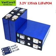VariCore 3.2v 135ah lifepo4 Batterie Rechargeable BRICOLAGE 12v 24v 36v 48v cycle profond paquet pld pile au lithium phosphate de fer de lithium