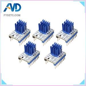 Image 4 - 6pcs TMC S2225 V1.1 Stepping Motor Driver Stepsticks Mute Driver UART Replace TMC2208 TMC2209 256 Microsteps 2A Peak TMC2225