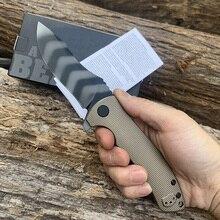 Zero Tolerance ZT0920  EDC Folding Knife  titanium alloy handle  built-in flat ball bearing gasket Hunting Knife