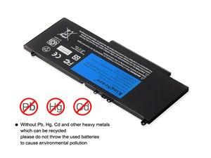Image 5 - KingSener G5M10 Аккумулятор для ноутбука DELL Latitude E5250 E5450 E5550 8V5GX R9XM9 WYJC2 1KY05 7,4 V 51WH бесплатный инструмент