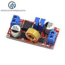 Original 5A DC to DC CC CV Lithium Battery Step down Charging Board Led Power Converter Lithium Charger Step Down Module(China)