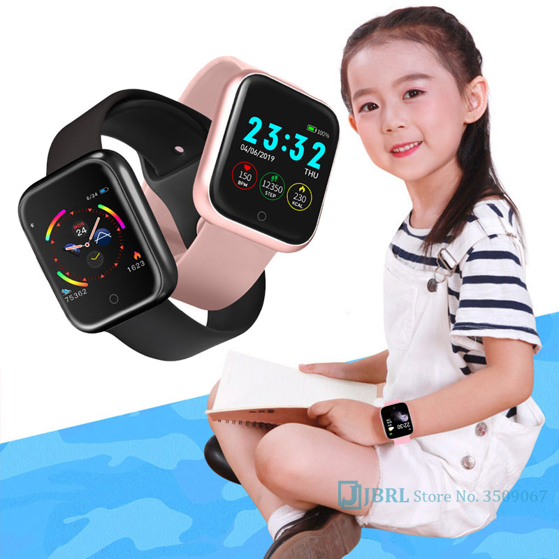 Bluetooth Sport Watch Children Kids Watches For Girls Boys Wrist Watch Student Clock Electronic LED Digital Child Wristwatch