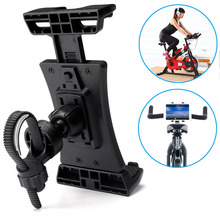 Vmonv 360 Rotation 4.7 13 Inch Tablet Phone Holder for IPad Pro 12.9 Bicycle Handlebar Holder Mount for iPhone Samsung Huawei