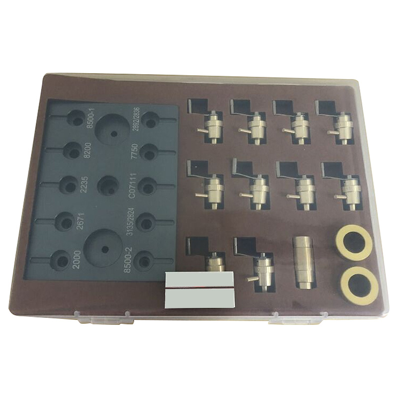 Repair Tools Watch Mainspring Winder Replacement Barrels for 3135/2892/2824/7750/2671/2000/8500/C07111/2235/8200 Movement - 5