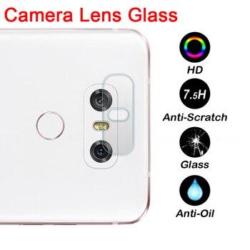 Перейти на Алиэкспресс и купить Защитная пленка для объектива камеры для LG W30 Pro W10 G5 G6 G7 G8 закаленное стекло для LG Q60 V50 V40 ThinQ V30 V20 V10 защитное стекло