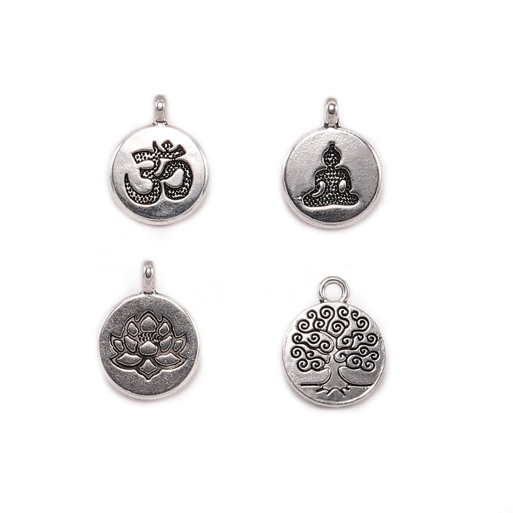 Buddha Charm Jewellery Charm Findings//jewellerymaking//craft