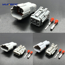 1 set 2 3 6 pin/way Ket Male and Female Automotive Daytime Running Lamp Socket Electrical Light Connector Plug For Car 5pcs 4 pin dj7047y 2 5 21 female male fo turn light plug fo lamp socket fci car sensor connector for auto truck