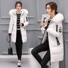 YICIYA Winter jacket women new female parka coat feminina long down