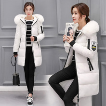 YICIYA Winter jacket women new female parka coat feminina long down jacket plus size long hooded duck down coat jacket Women стоимость
