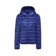 Autumn Coats Jacket Women Zipper Hooded Basic Jacke
