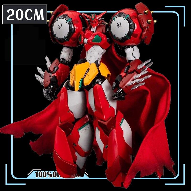 Экшн фигурки «супер робот войны» MJH Getter1, 28 см, собранная модель Getter Emperor GUNDAM для детей, аниме, игрушки, убийца демонов Игровые фигурки и трансформеры    АлиЭкспресс