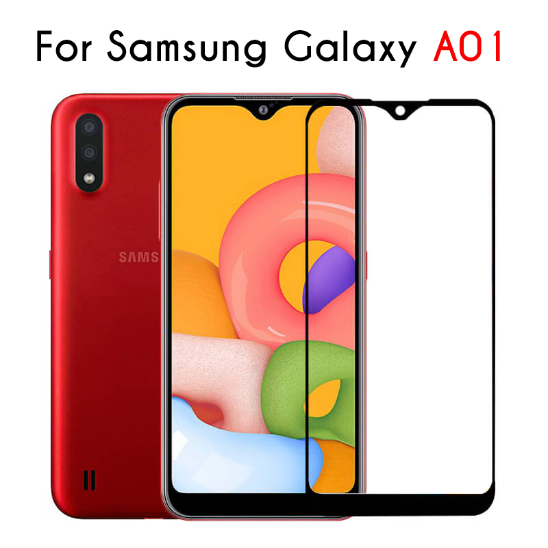 Original Protective Glass For Samsung Galaxy A01 A10s A10e A10 Tempered Glass On Samsun A 10 S A105 A107 A 01 A01 Film Protector