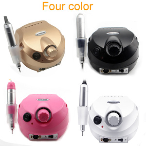 Image 5 - Nail Drill Machine 20W 35000RPM Professional Machine Apparatus for Manicure Pedicure Kit Electric File with Cutter Nail Art Tool