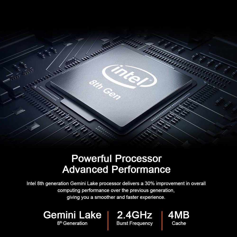 Teclast F15 Laptop Windows 10 OS 15,6 Zoll Intel N4100 Quad Core 1920x1080 DDR4 8GB RAM 256GB SSD HDMI Notebook