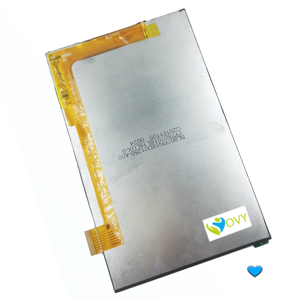 Fast Shipping 7 Inch LCD Screen 100% New For Digma Plane 7700T 4G PS1127PL Display,test Good LCD Screen For 30pin(165mm*103mm)