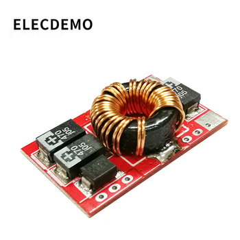 DC-DC boost power supply module 3V 3.3V 3.7V to 5V 3A instantaneous 5A voltage conversion ultra small size negative power supply module positive voltage to negative voltage 5v 12v output negative voltage conversion module 20mv low ripp