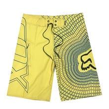 Лето, хит, пляжные шорты для серфинга, спорта, спортзала, быстросохнущие спортивные весенние шорты De Bain homme для мужчин, 3d принт, свободные мужские шорты