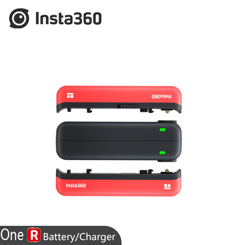 Original Battery Base/Fast Charge Hub/Accessories For Insta360 ONE R