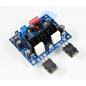 Image 5 - 2pcs HiFi MX50 SE 2.0 dual channel 2x 100W Stereo Power amplifier DIY KIT and finished board